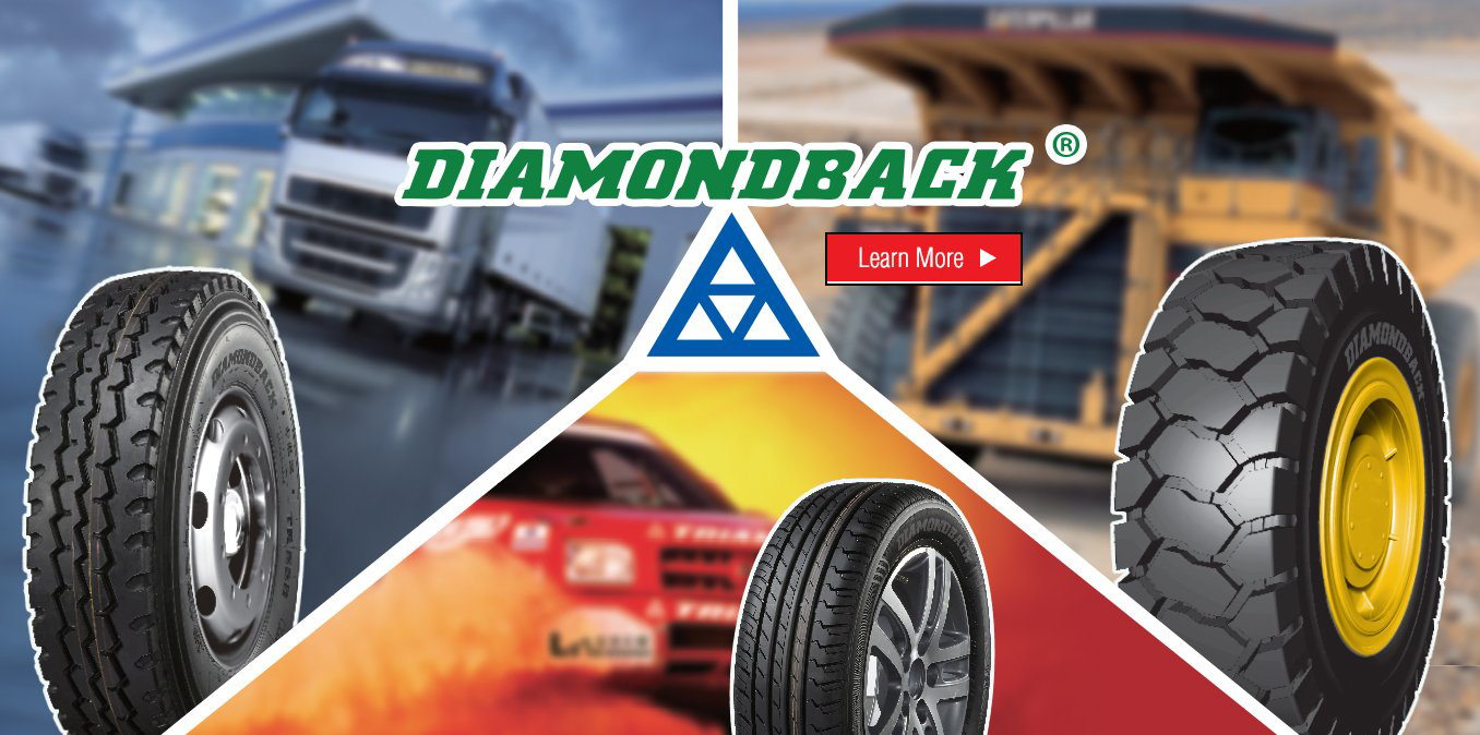 DIAMONDBACK tires