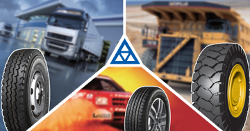 imported tyres in Oman